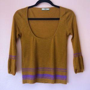 Prada Sweaters - Prada Copper Cashmere Knit